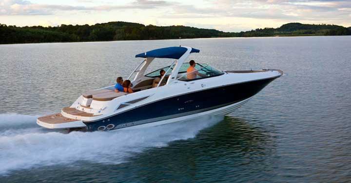 speed boating sports in goa