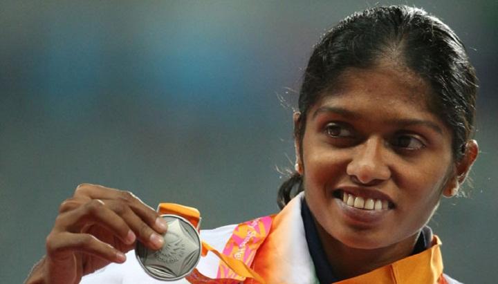 indian running record holder Tintu Lukka