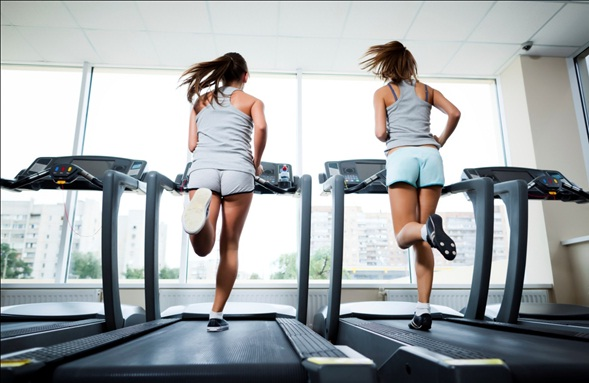 try treadmill