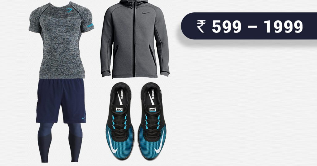 Gym Clothing - gift for father on father's day