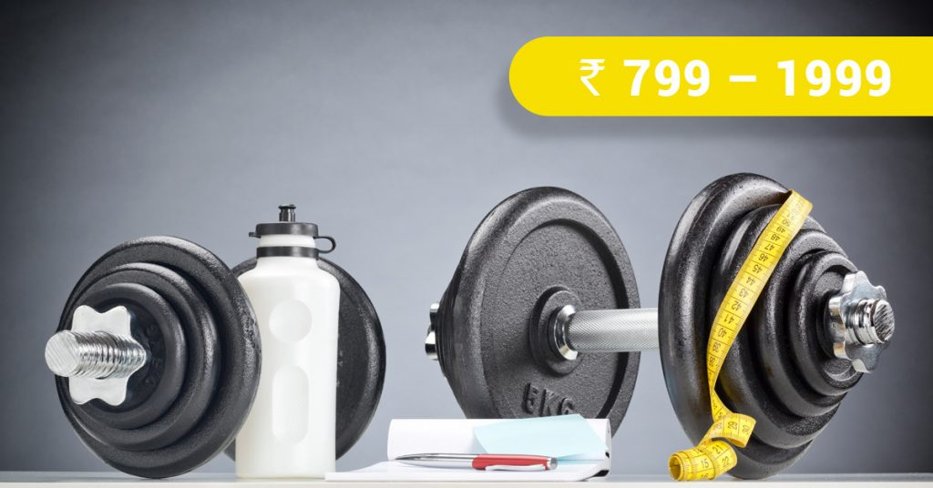 Dumbell - gift for father on father's day