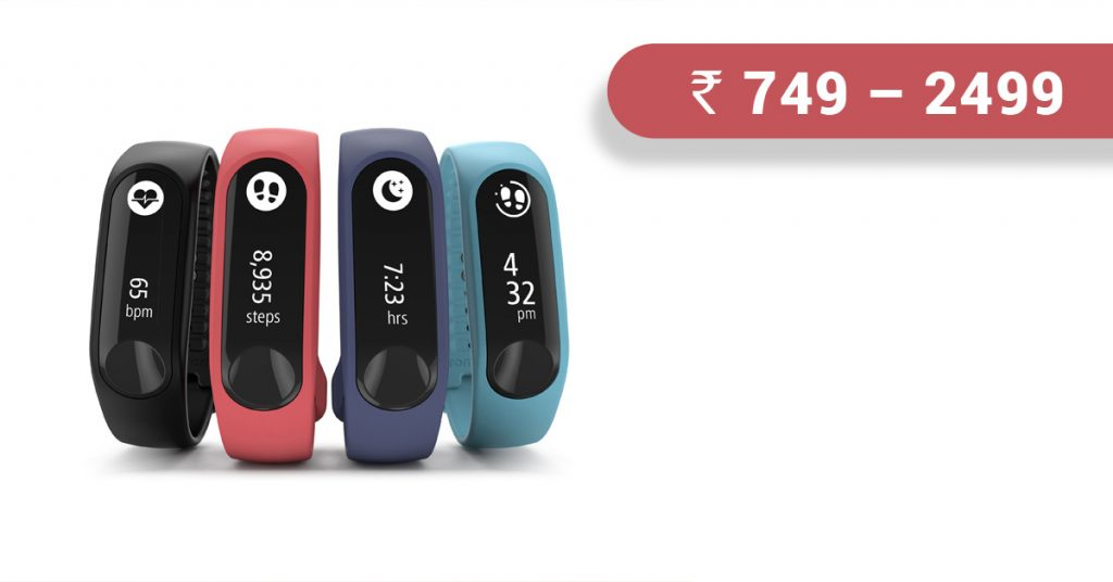 Fitness Tracker - gift for father on father's day
