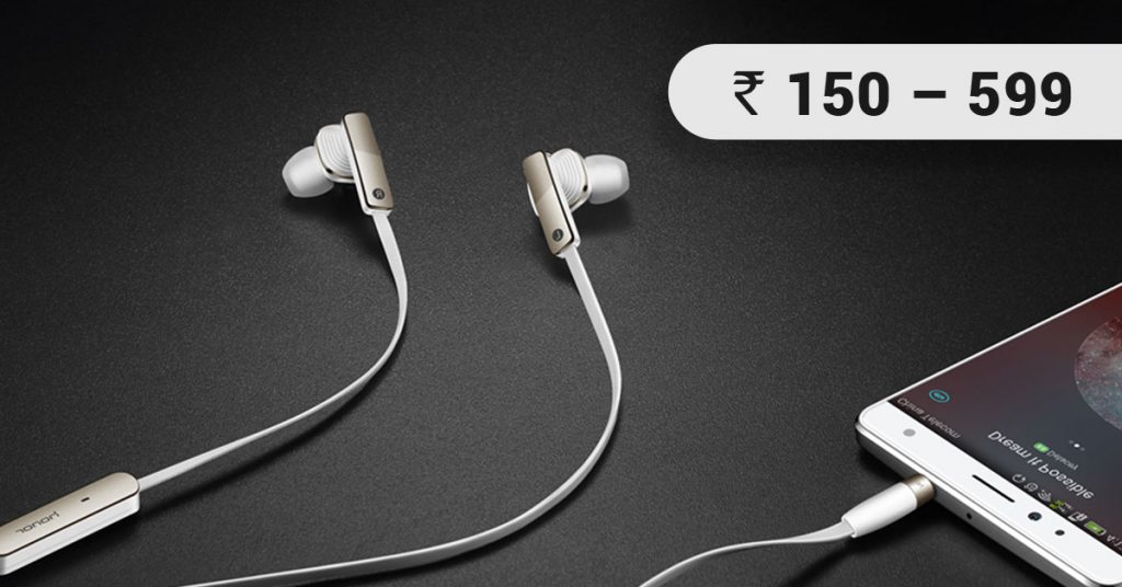 Earphones - gift for father on father's day