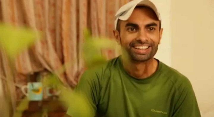 Athreya Chidambi - running coach in Bangalore