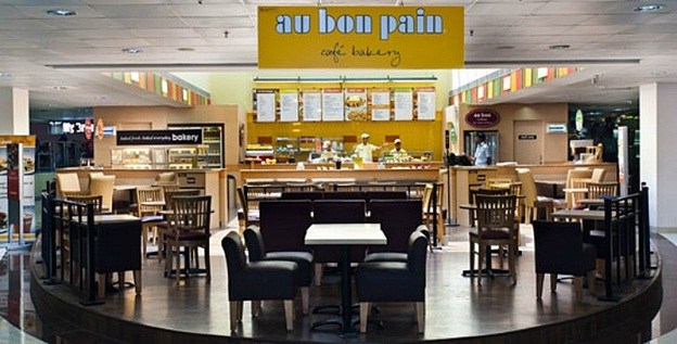 Au Bon Pain : Healthy foods near me