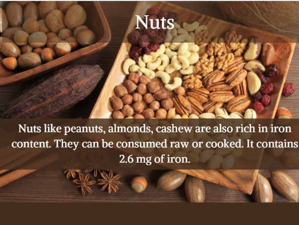 Nuts - Indian Protein rich food options