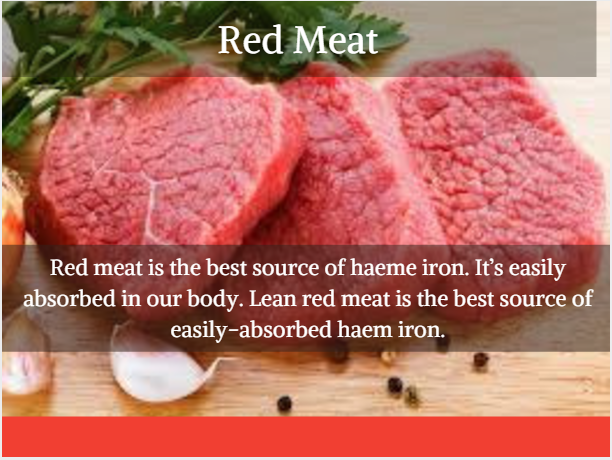 Red Meat - Indian Protein Rich Food option