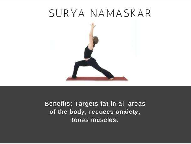 Surya Namaskar- Ramdev baba yoga for weight loss