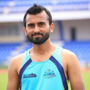 Dharmendra Kumar - running coach in Bangalore