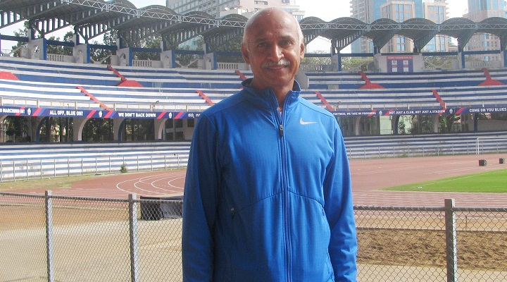 Kothandapani KC - running coach in Bangalore