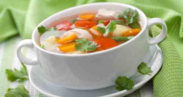 Mixed veg soup for weight loss