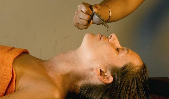 Nasya Karma Thearpy : Ayurvedic medicine for thyroid