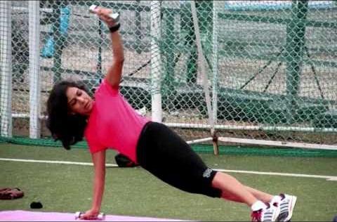 Nirupma Singh - running coach in Bangalore