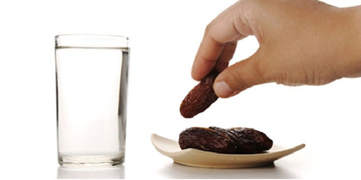 Stay hydrated during Ramadan