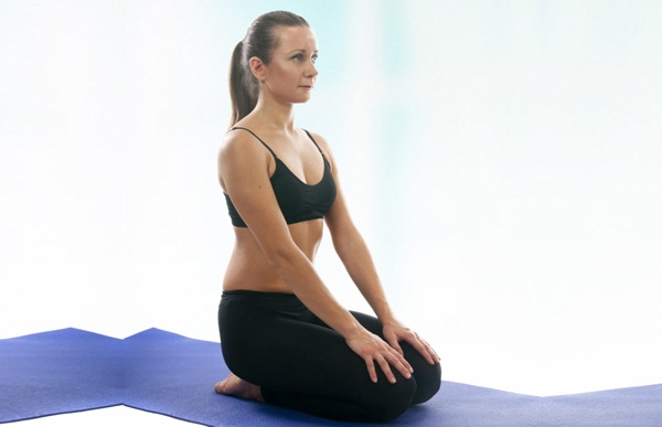 Vajrasana : yoga for diabetes