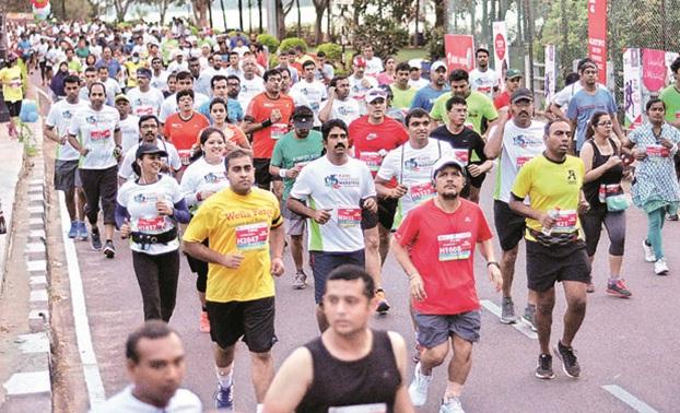 airtel marathan run