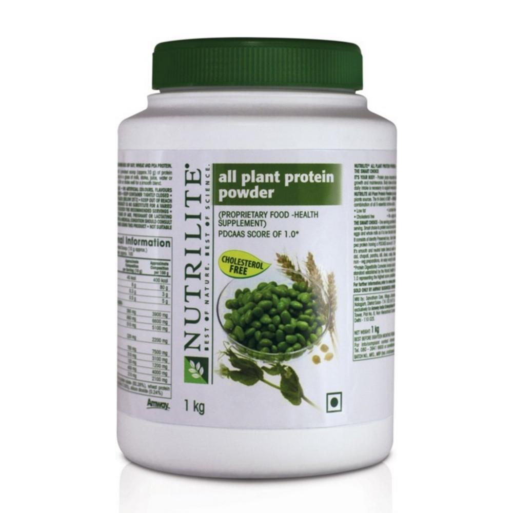 Nutrilite amway protein powder review