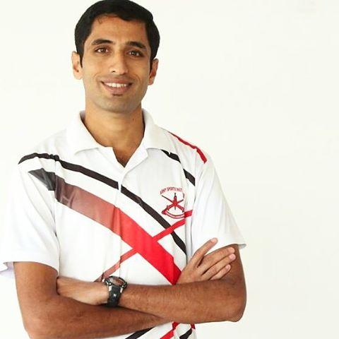 bc tilak - running coach in Bangalore