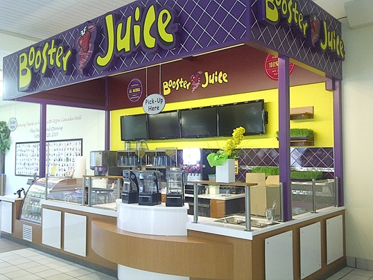 booster juice : Healthy foods near me