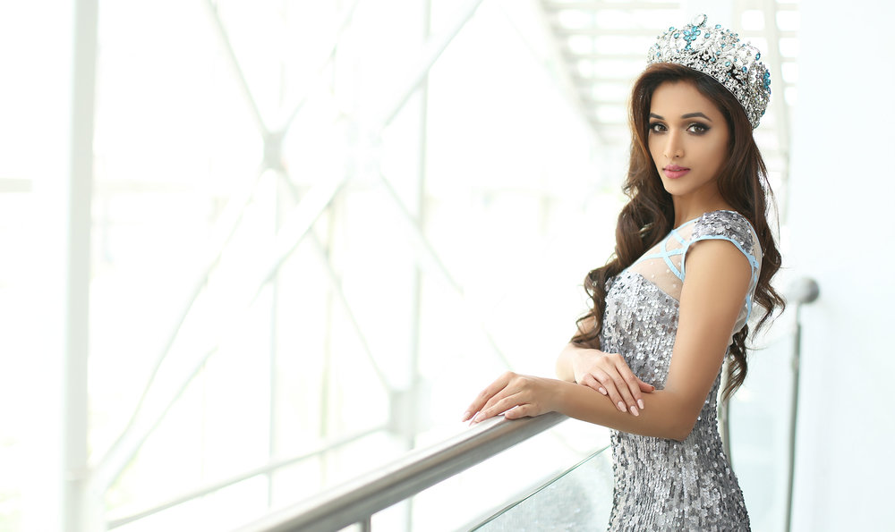 srinidhi shetty : miss supranatural