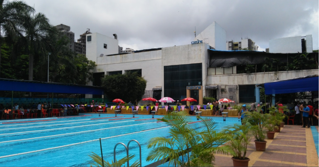 ozone swimming pool : best swimming pool in mumbai