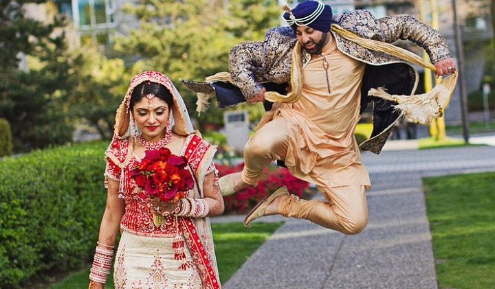 rejection due to bridal fitness