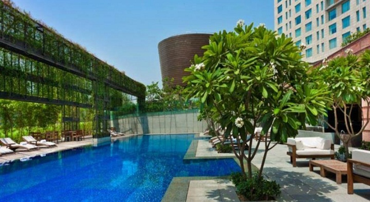 9 best swimming pools in gurgaon facilities price fitso for Pool designs under 30000