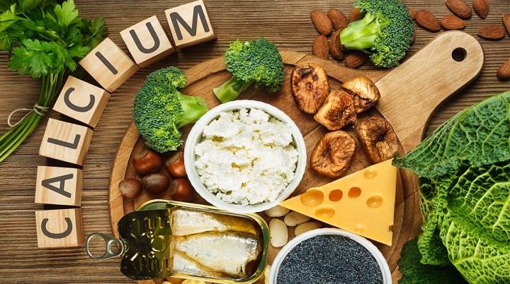 calcium rich Indian food