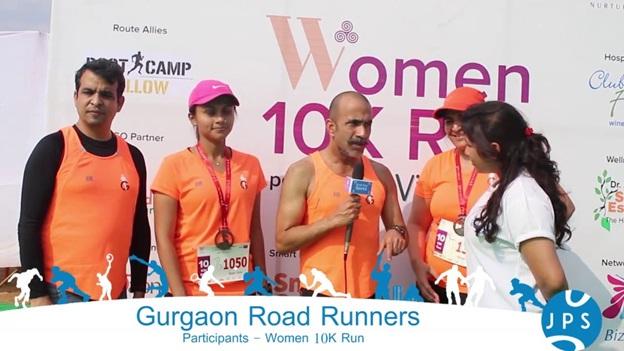 gurgaon road runners
