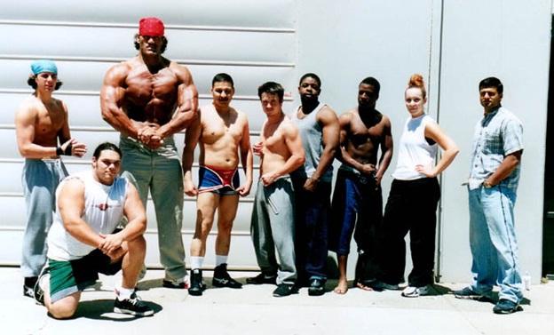 khali : Indian bodybuilders