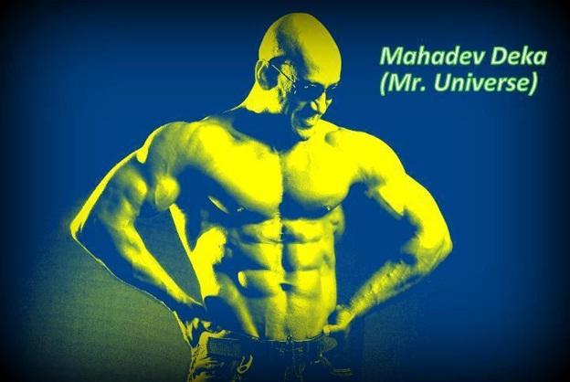 mahadev deka : Indian bodybuilders