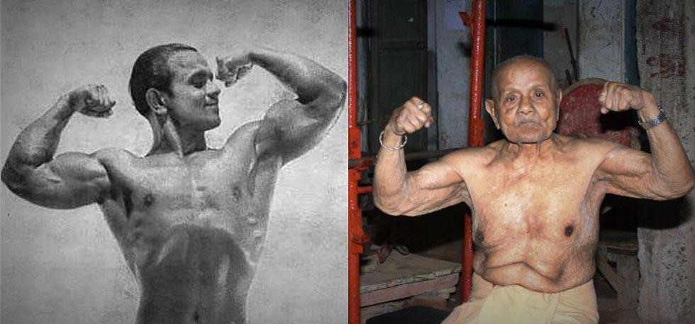 manohar aich : indian bodybuilders
