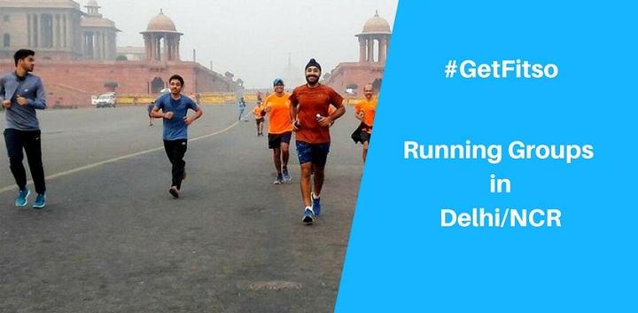 running groups in delhi ncr