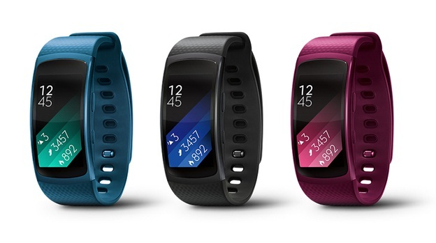 samsung gear : best fitness band in India