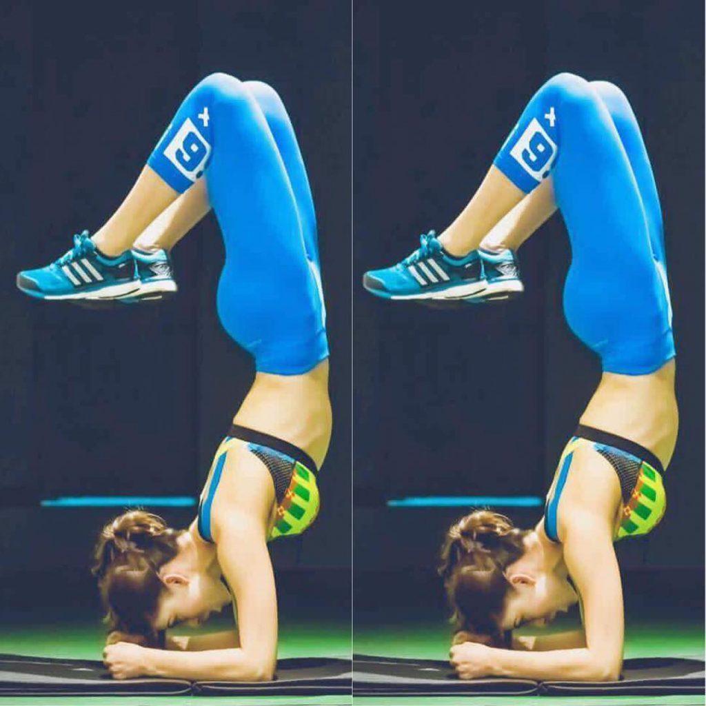 urvashi rautela yoga workout