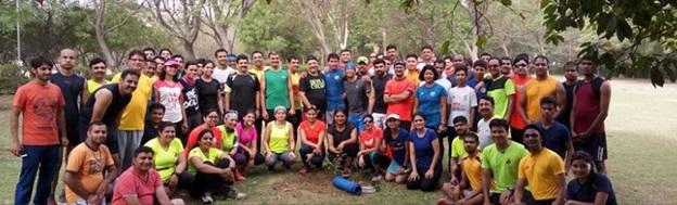 west delhi runners