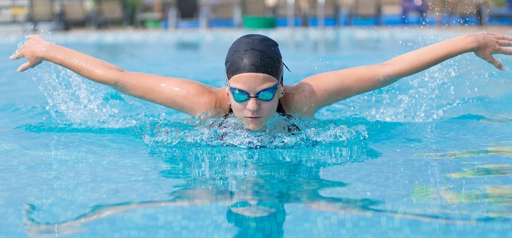 Butterfly Stroke: swimming tips for weight loss
