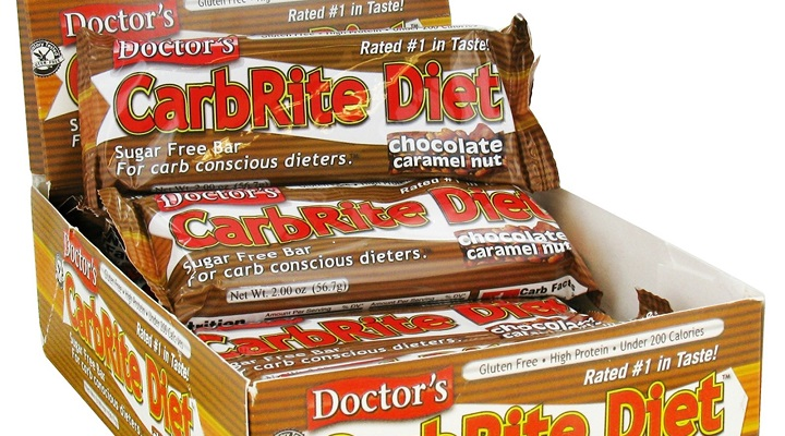 Doctor's CarbRite Diet protein Bars India