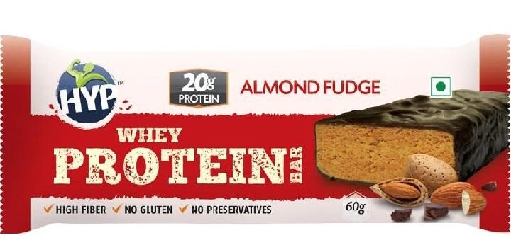 Hyp Whey Protein Bar