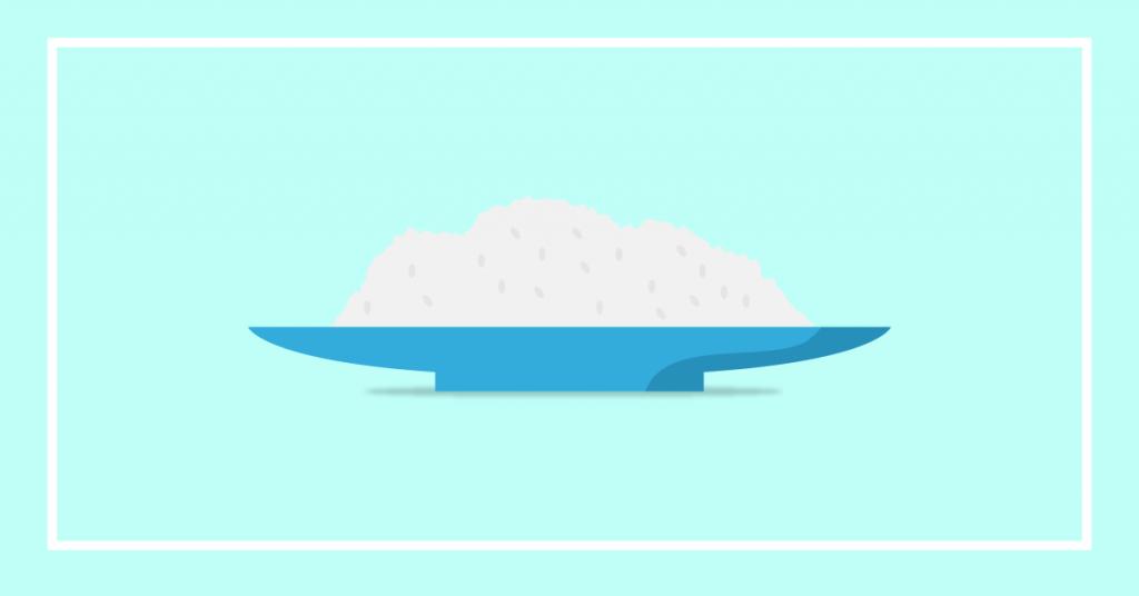 chappati with rice