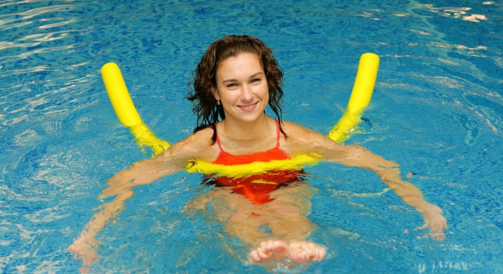 swimming pool exercise: Swimming tips for weight loss
