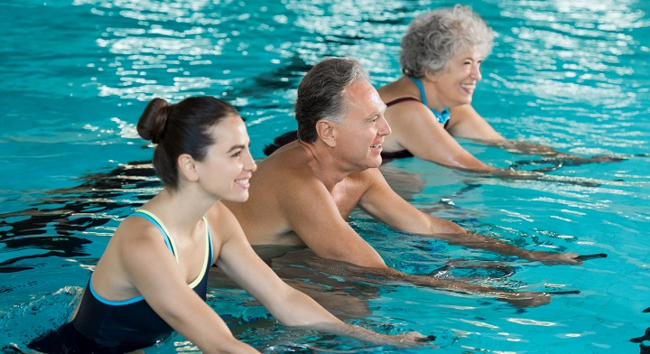 type of people for swimming: swimming tips benefits