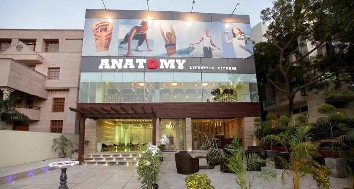 Anatomy Lifestyle Fitness: gym in delhi
