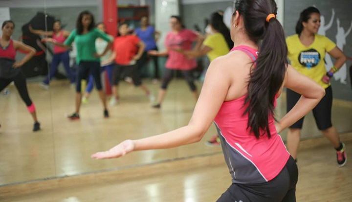 zumba classes and fitness center in chennai