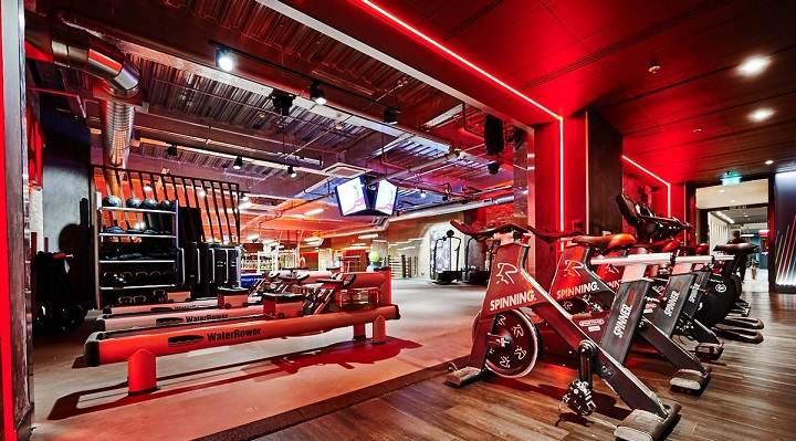 Fitness First: gym in delhi