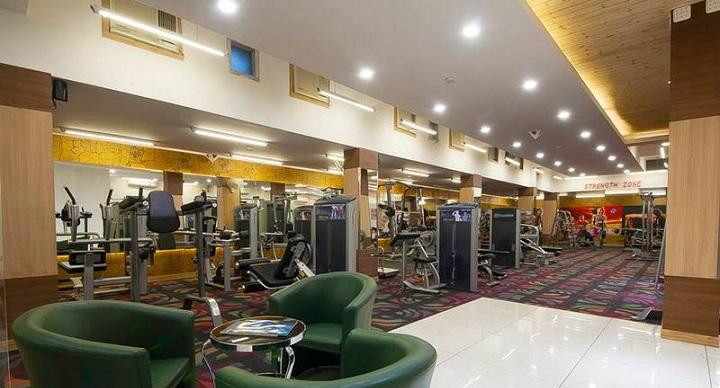 Fluid Fitness Gym: gym in delhi