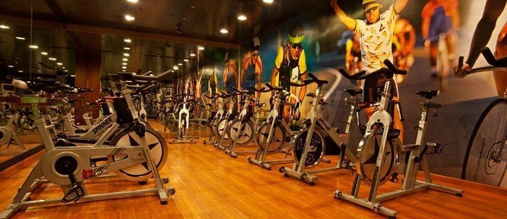 Ozone Fitness and Spa: gym in delhi