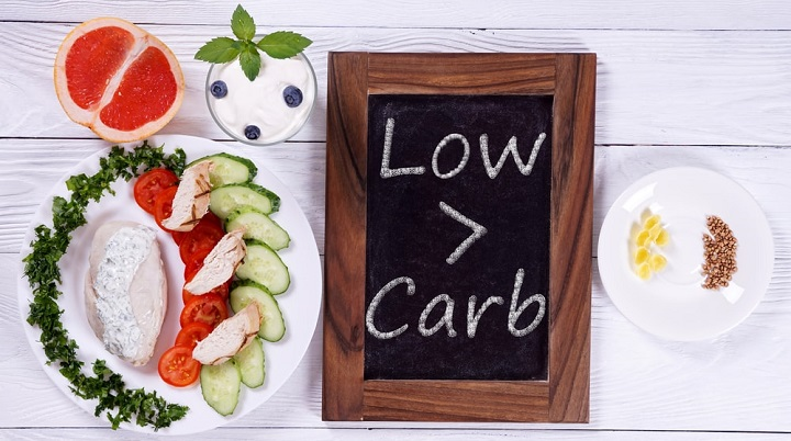 how much carb to weight reduce