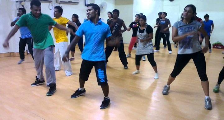 The Swingers Dance Studio: zumba classes in chennai