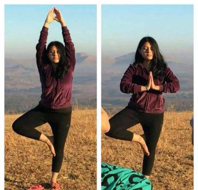 Aashima Taneja biz: yoga trainers in delhi